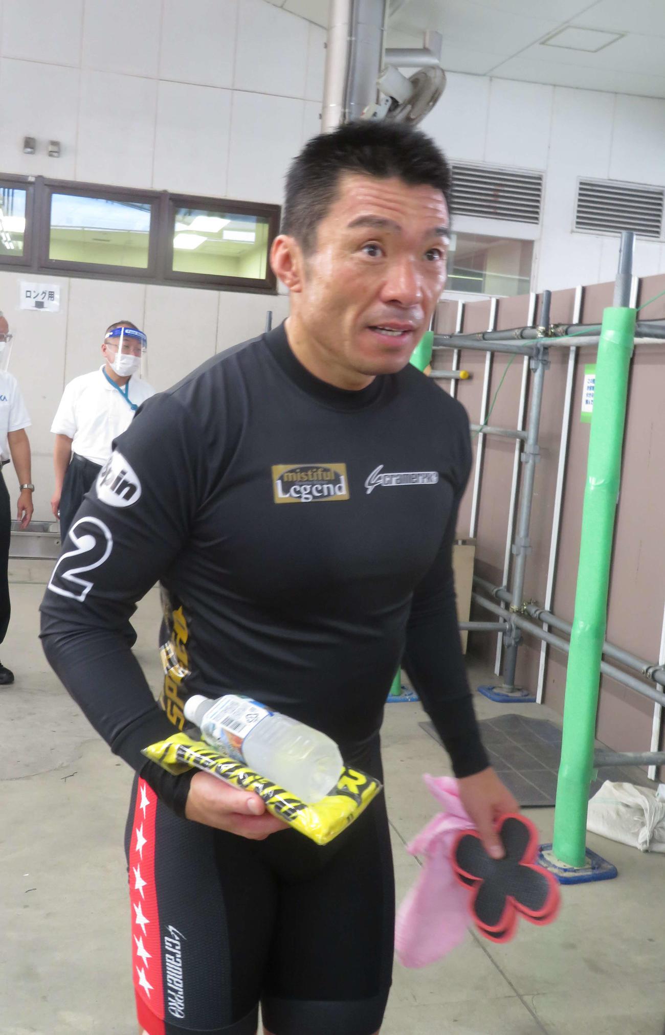 1予快勝の武田豊樹が、オールスターで輝きを取り戻す(撮影・杉森洋一)