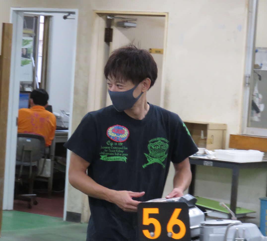 早川尚人がパワフルな走りでシリーズを盛り上げる(撮影・工藤浩伸)