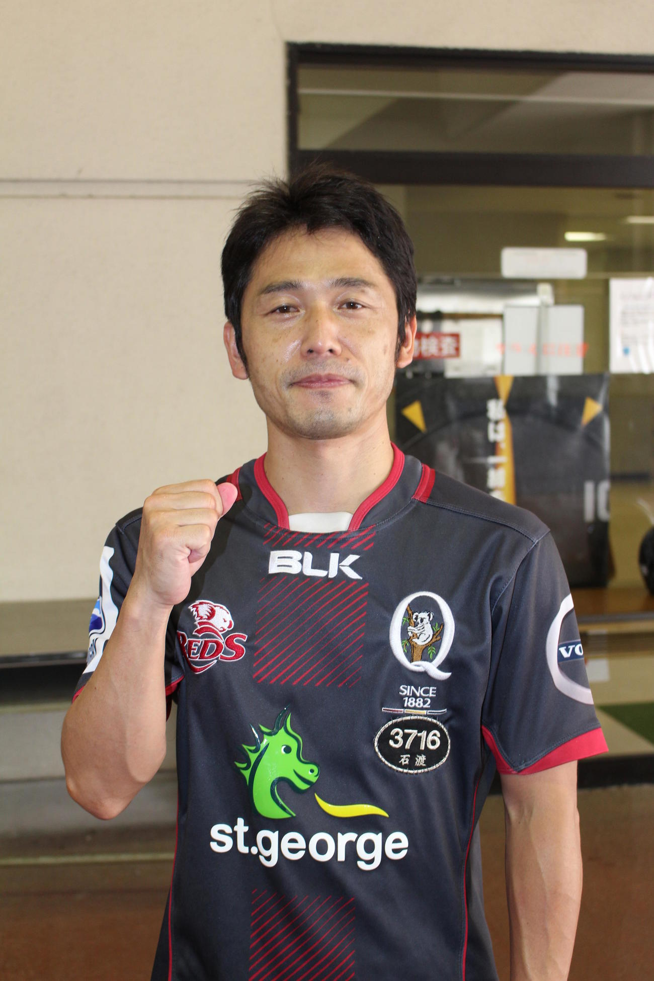 石渡鉄兵が蒲郡SGチャレンジカップへ向けて勝負中。まずは芦屋で優勝が欲しい(撮影・芹沢誠)