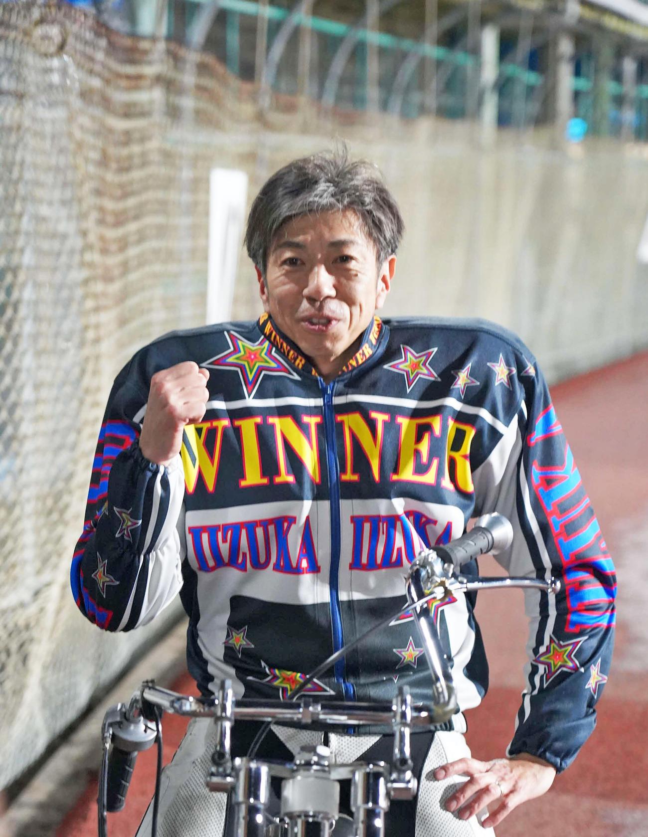 高橋貢がG1最多タイとなる28度目の優勝を飾った(撮影・木村重成)