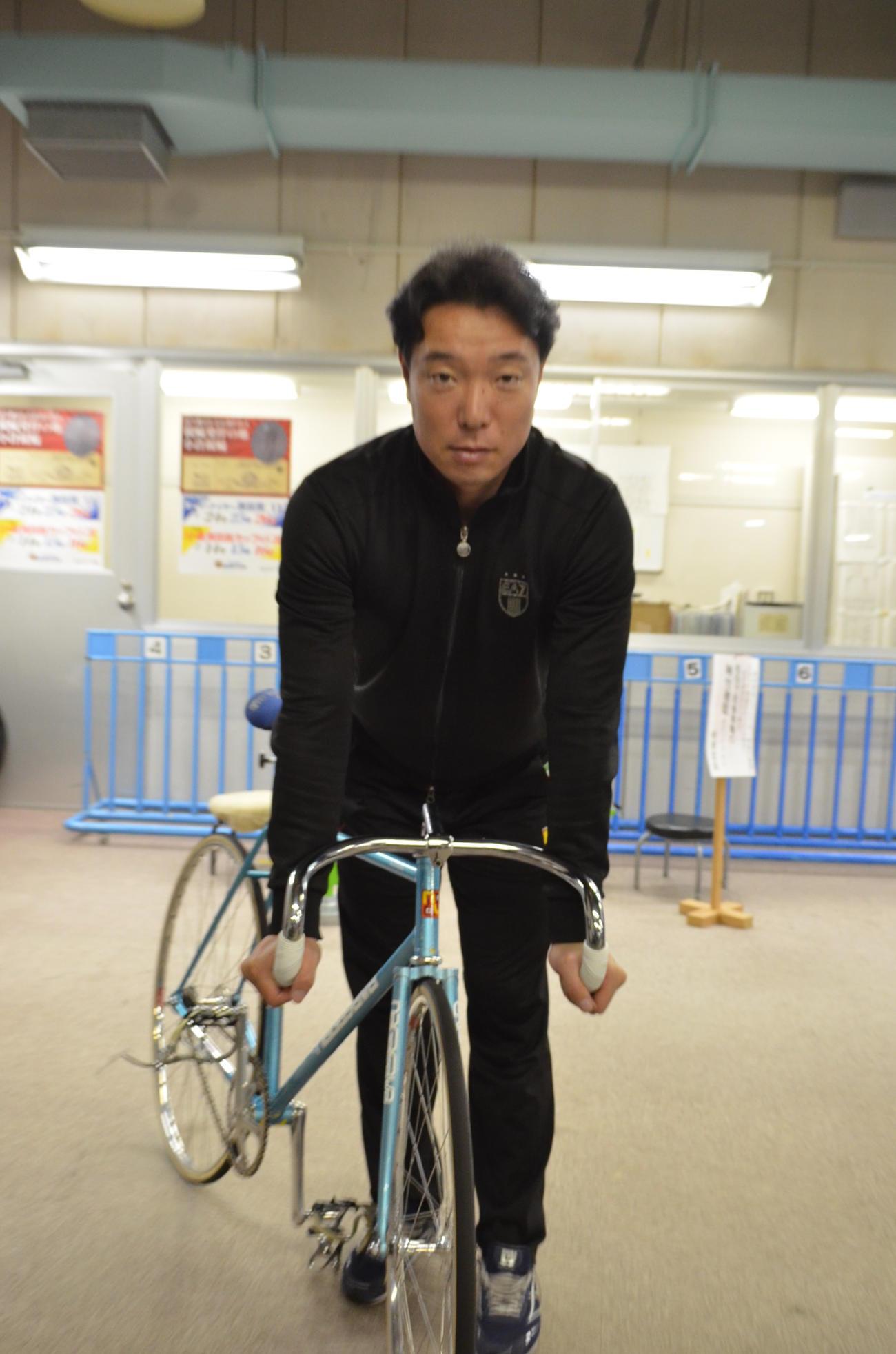 海老根恵太(2020年2月15日撮影)