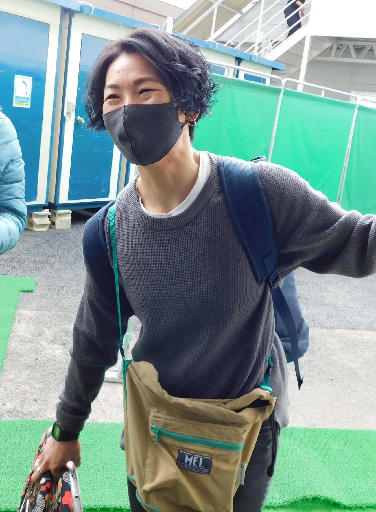 小坂知子が地元で立て直しに懸命だ