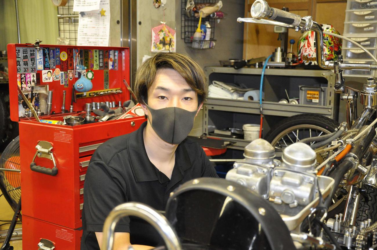 地元ホープの黒川京介がタイヤを換えて優出を決める