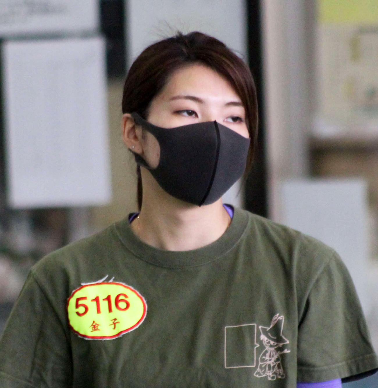 出足を上向かせてきた金子七海(撮影・中牟田康)