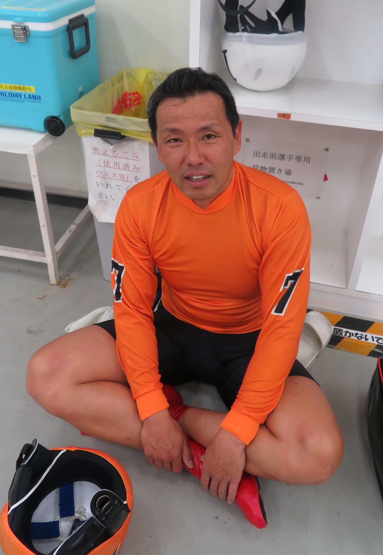 ベテラン花村直人が気力のマーク戦で降級後初の決勝進出を決めた