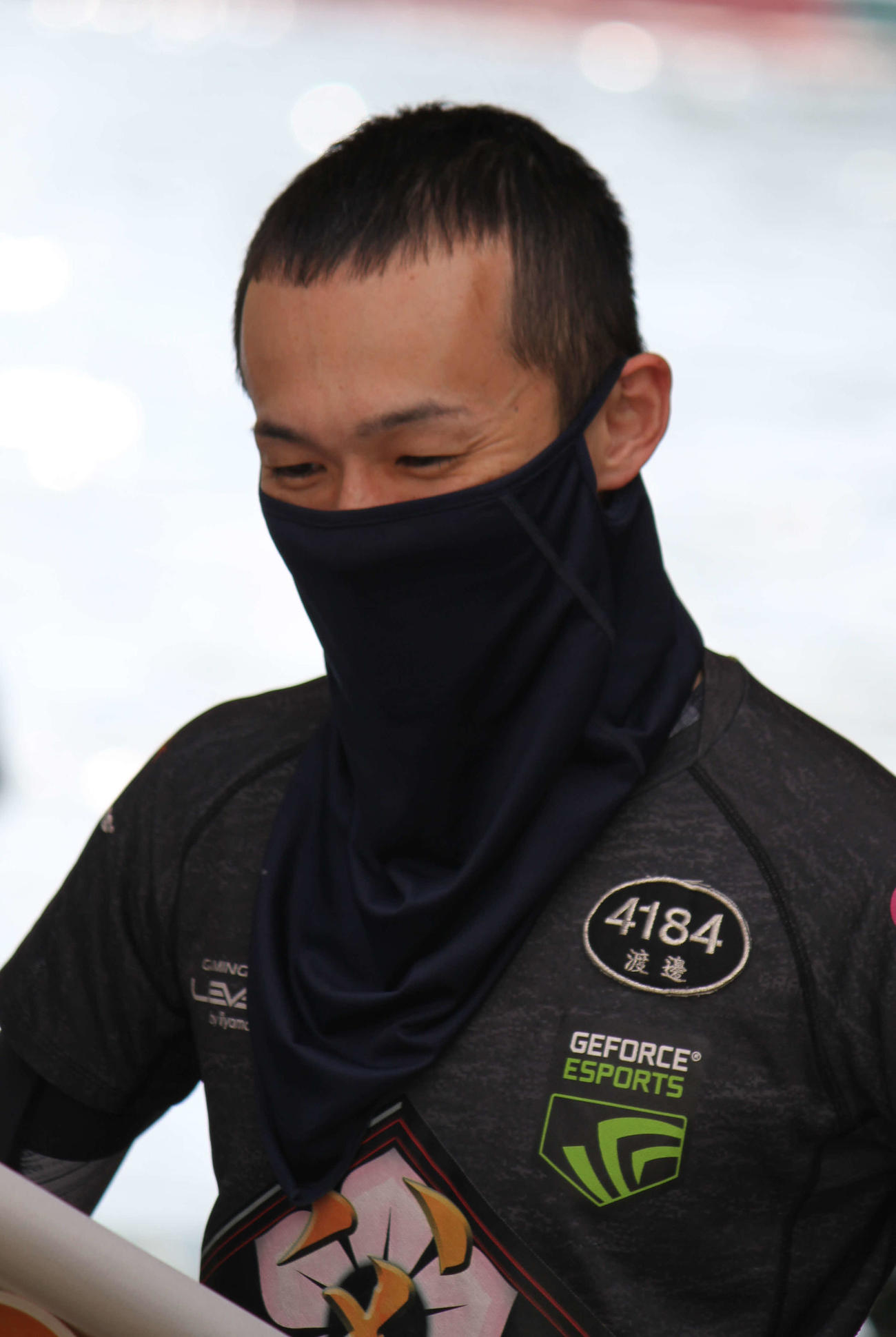 渡辺雄一郎はA1級の勝負駆け。行き足から伸びに手応えを得た(撮影・北條直治)