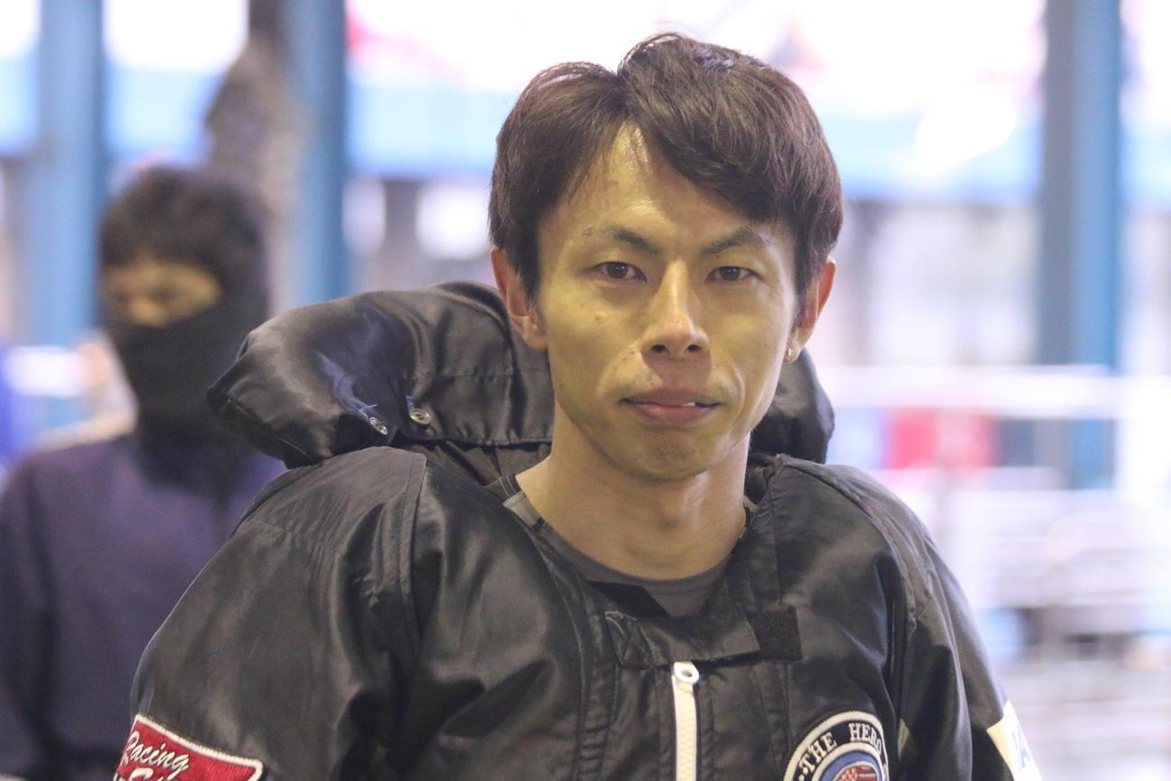 12Rドリーム戦もイン速攻を決め、連勝スタートを切った長田頼宗