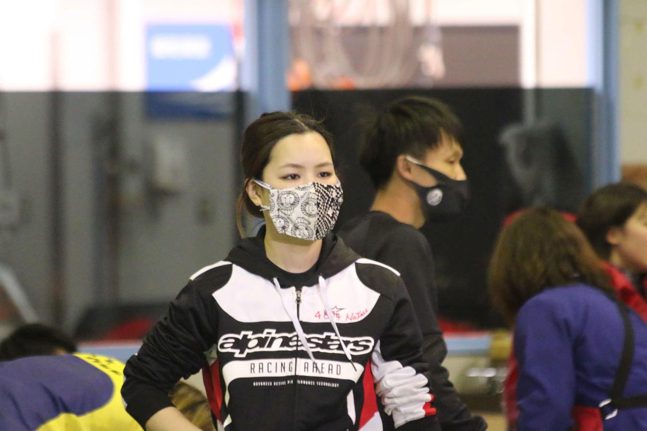 地元の池田奈津美がオール3連対で女性陣トップの得点率9位タイにつけている