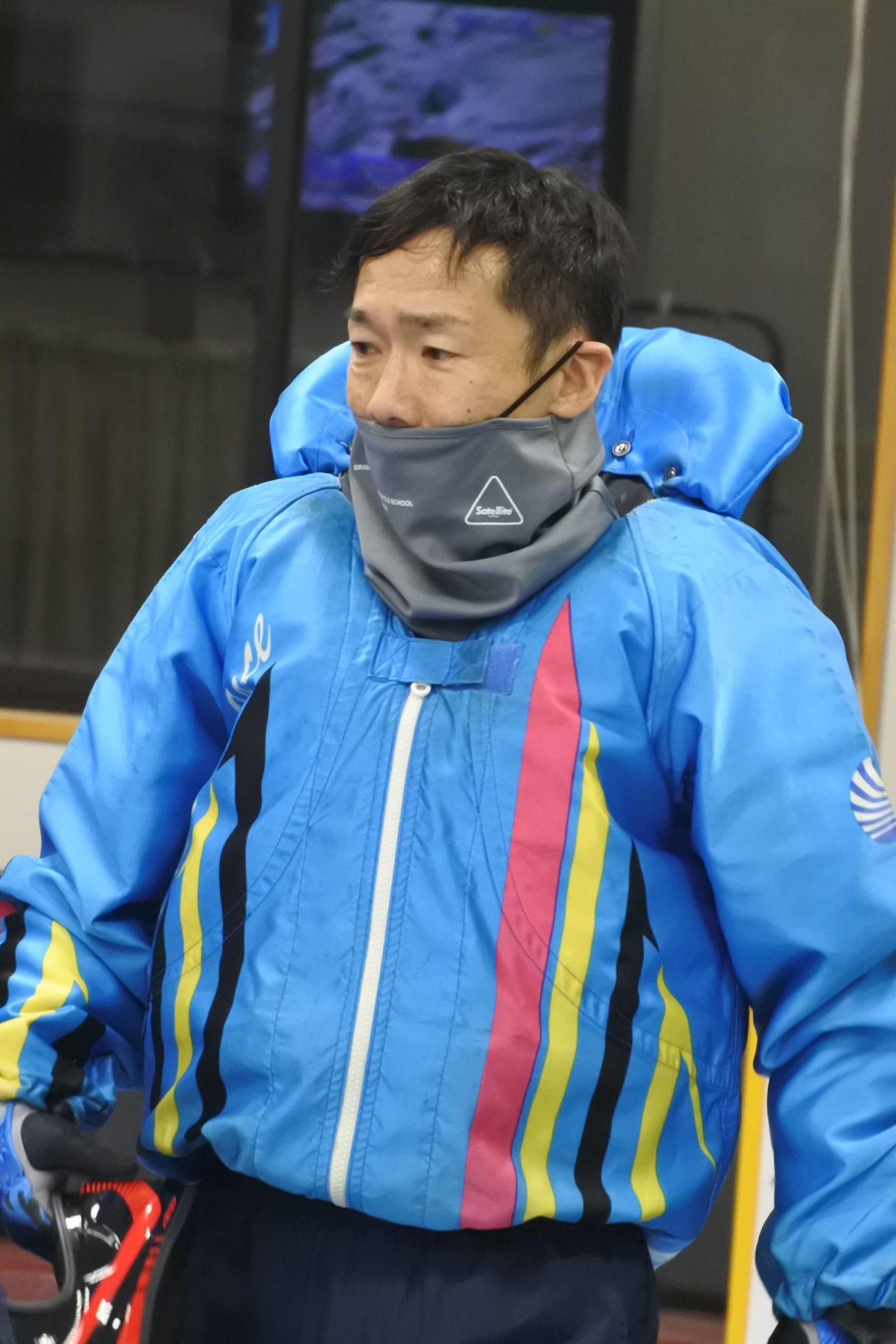塩崎優司のレース足が強力に仕上がった