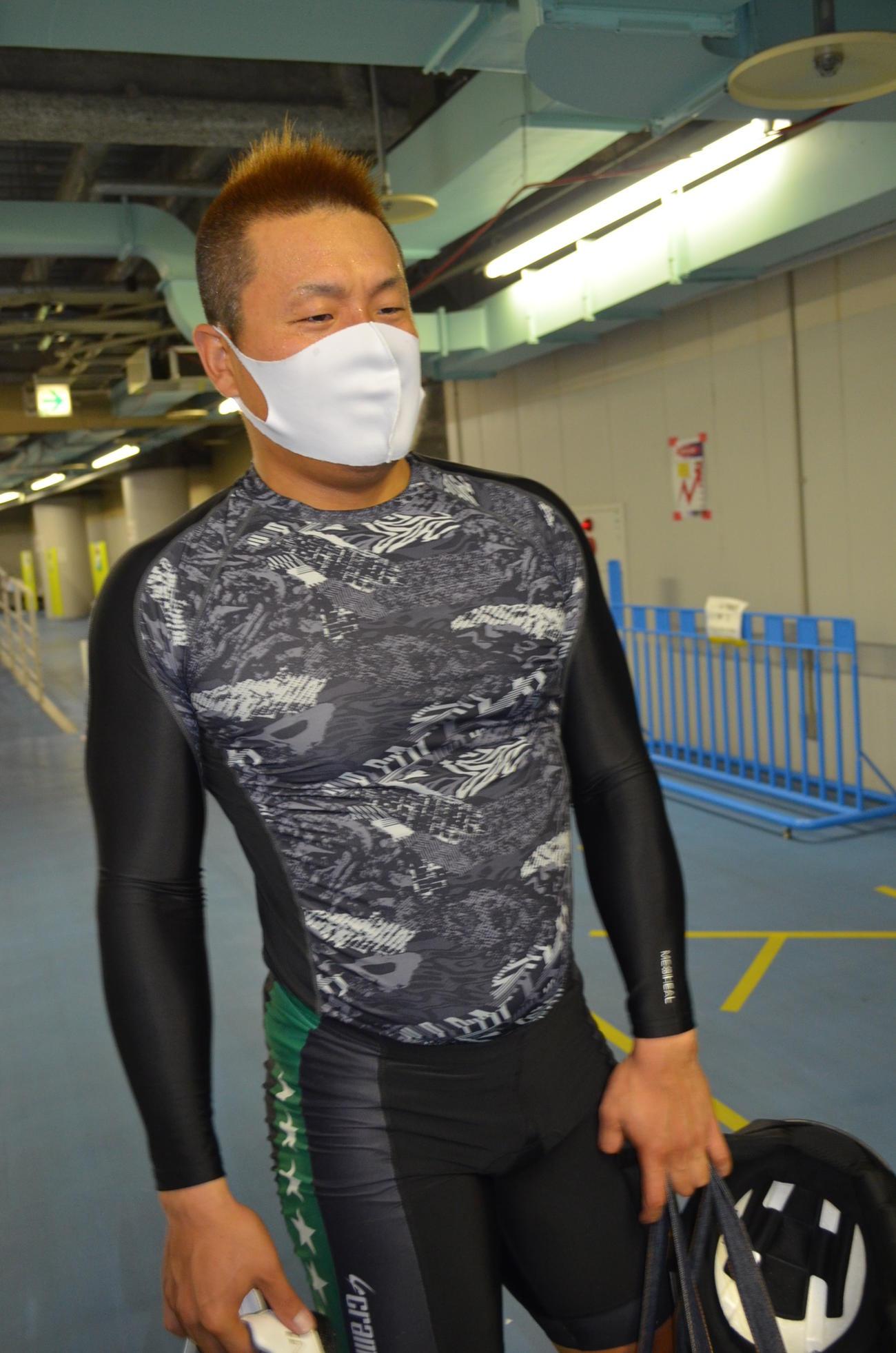 連勝でA級決勝に駒を進めた増田仁