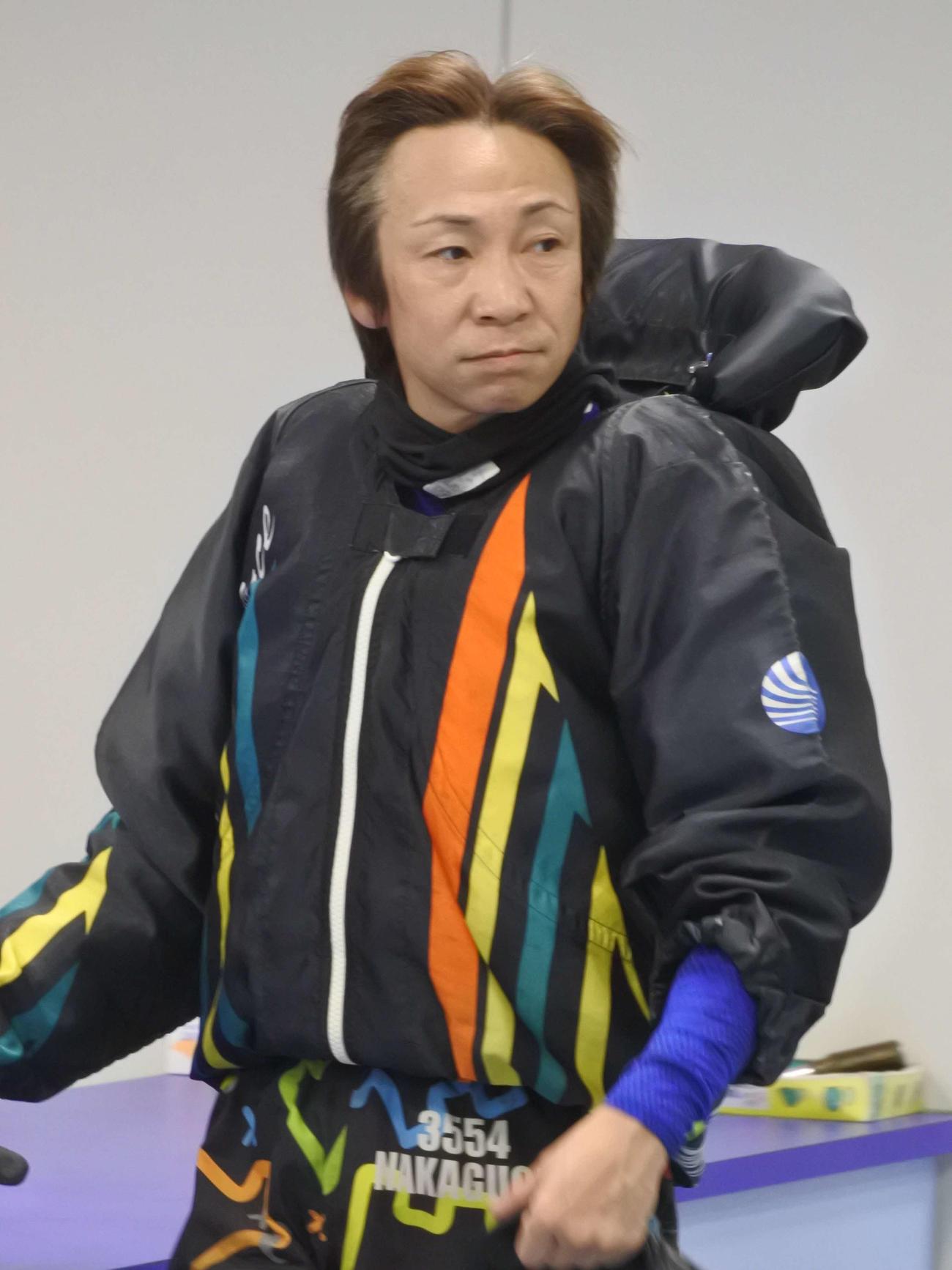 仲口博崇が今年3度目の優勝を狙う