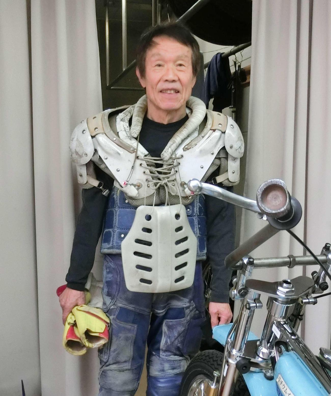 鈴木章夫(2021年4月撮影)
