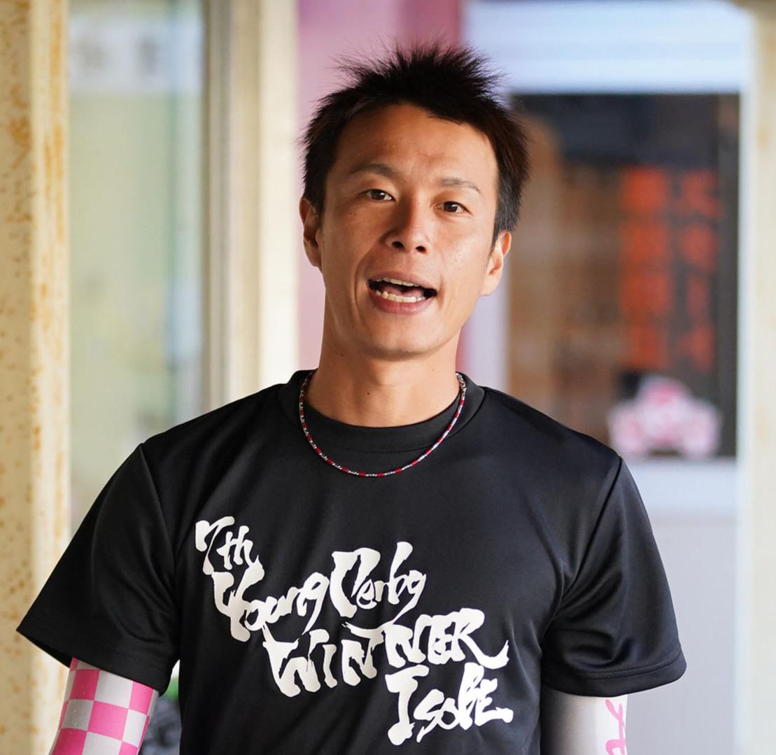 磯部誠(20年11月撮影)