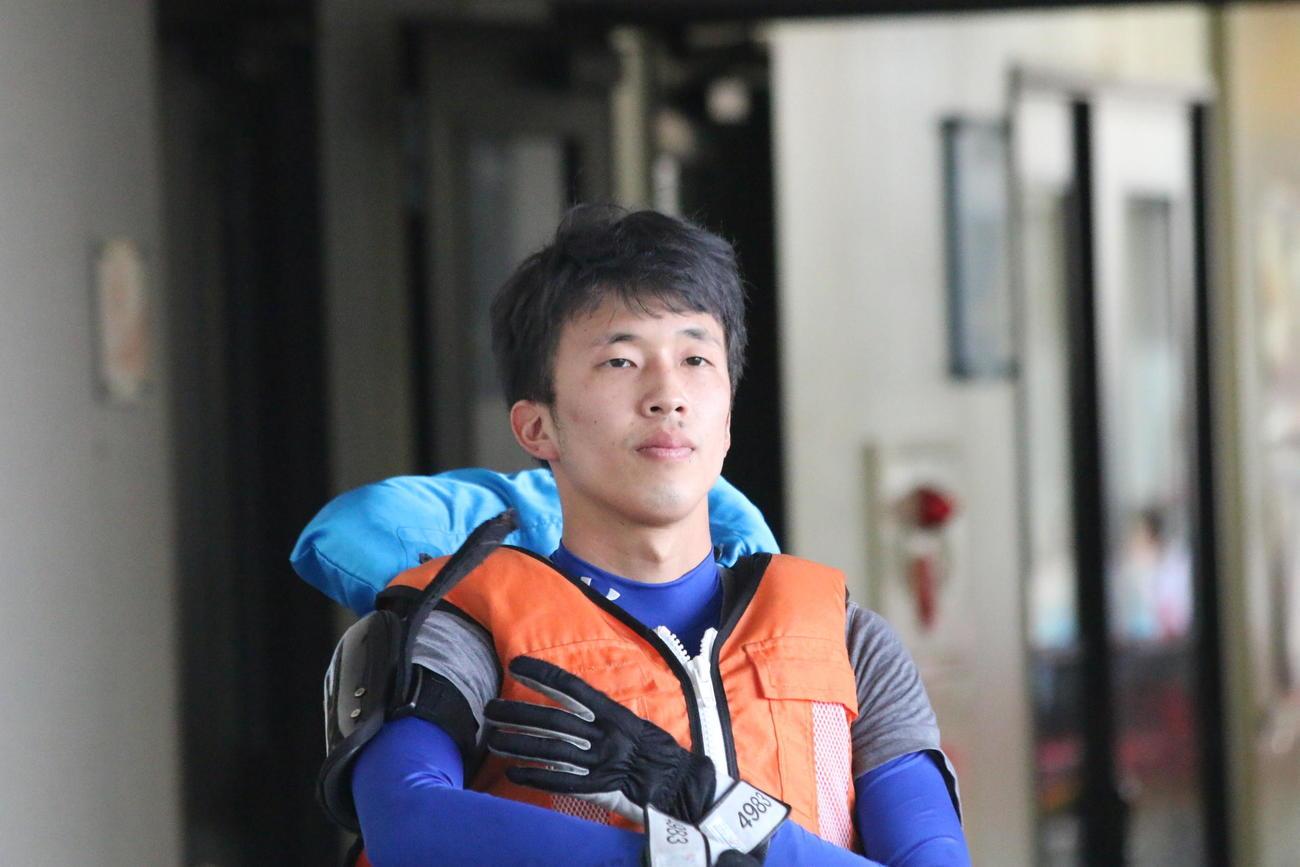 昨年の最優秀新人・前田篤哉は初日、未勝利に終わったが、2日目は好枠で巻き返す