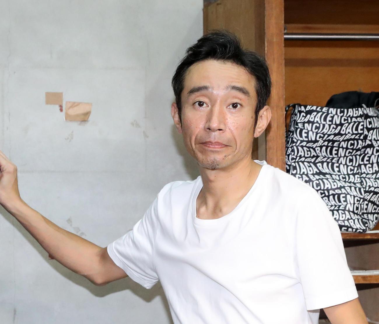 トリプルグランドスラム達成に挑んだ永井大介は3着だった(撮影・屋方直哉)
