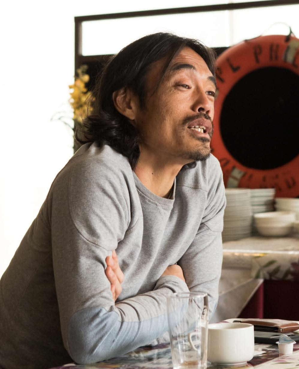 0円Jリーガーとして奮闘するYS横浜のFW安彦