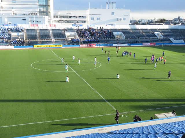 神奈川県予選決勝の桐蔭学園-桐光学園戦は両校の関係者だけ入場した中で行われた
