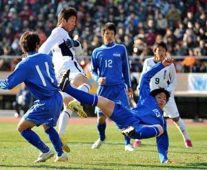 浅野2年生初の毎試合弾/高校サッカー - 第90回全国高校サッカー選手権大会ニュース : nikkansports.com