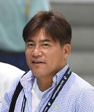 日本サッカー協会の手倉森誠コーチ