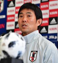 森保監督アジア杯意識、キルギス戦で「戦術浸透を」 - 日本代表 : 日刊スポーツ