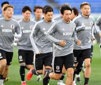 日本代表がノエスタで練習 香川、昌子源ら地元凱旋 - 日本代表 : 日刊スポーツ