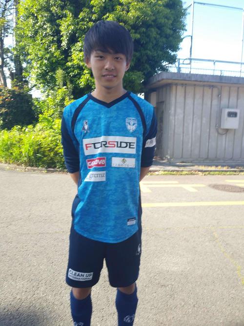 U-20W杯に選出された横浜FCのMF斉藤光毅