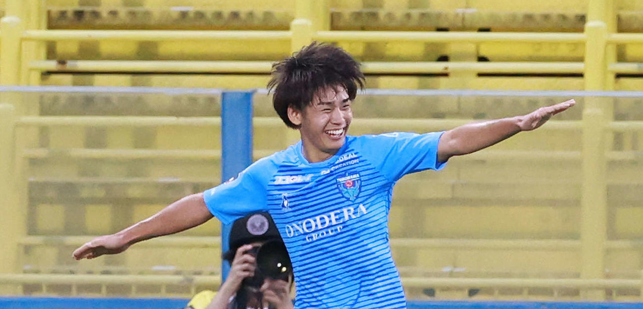 横浜FC・FW斉藤