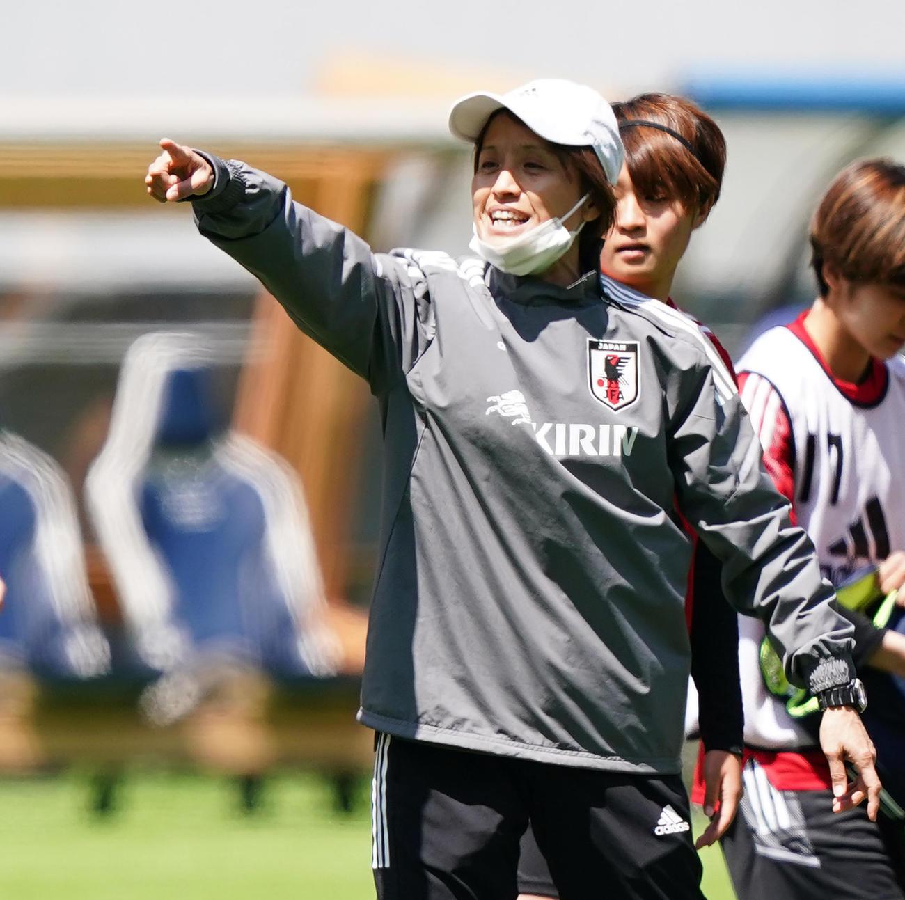 高倉麻子監督(2021年4月10日)