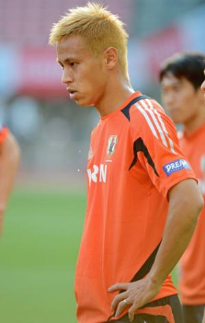 本田圭佑のメッセージ/激白その1 - サッカー日本代表ニュース : nikkansports.com