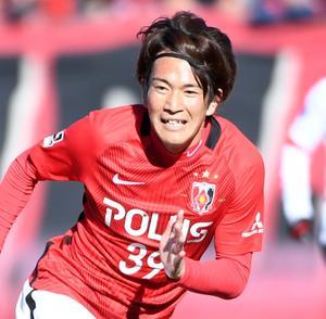 G大阪、浦和矢島慎也の獲得決定的 高い得点力魅力 - J1 : 日刊スポーツ