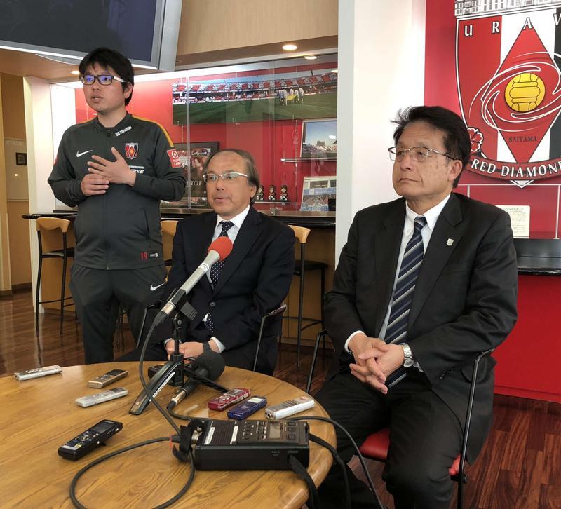 nikkansport.com @ mobile浦和監督解任、後任大槻氏は暫定「経験のある人に」