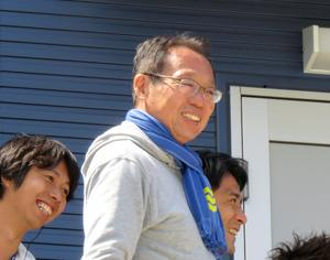 岡田武史氏(2018年4月8日)