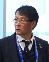 関塚隆技術委員長(2018年7月4日撮影)