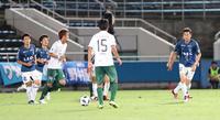 51歳カズが16歳斉藤と2トップ 縦パスで見せ場 - J2 : 日刊スポーツ