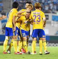 仙台1点守り2連勝、東京6戦○なし/仙-東26節 - J1 : 日刊スポーツ