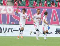 C大阪2連勝 長崎不運続き0点/長-C23節 - J1 : 日刊スポーツ