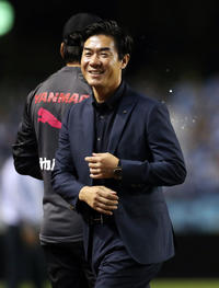 C大阪何とかドロー 尹監督「改善すべきは決定力」 - J1 : 日刊スポーツ