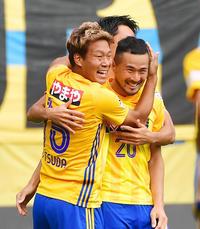 仙台渡辺監督さい配冴えホーム4連勝 暫定4位浮上 - J1 : 日刊スポーツ