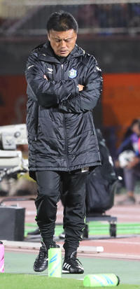 湘南ドロー7日で3試合…曹監督は過密日程に疑問も - J1 : 日刊スポーツ
