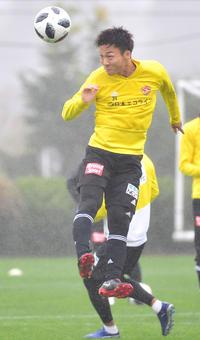 仙台椎橋、6戦ぶり勝利へ「俺がチームを引っ張る」 - J1 : 日刊スポーツ