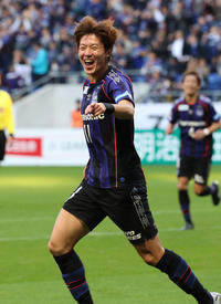 G大阪8連勝J1残留 湘南痛い惜敗/G-湘32節 - J1 : 日刊スポーツ
