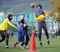 浦和と札幌が異例コラボ、対戦翌日に復興支援活動 - J1 : 日刊スポーツ