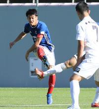 来季トップ昇格の横浜ユース椿、マンC留学で成長 - サッカー : 日刊スポーツ