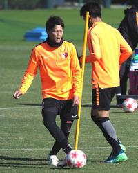 鹿島内田が部分合流、クラブW杯と天皇杯で一花 - J1 : 日刊スポーツ
