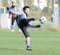 新潟渡辺新太、得点と勝ち点上積みし来季へつなげる - J2 : 日刊スポーツ