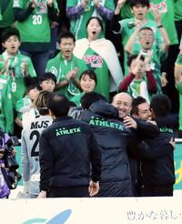 東京V井上潮音PO大宮戦は「去年の経験が必要」 - J2 : 日刊スポーツ