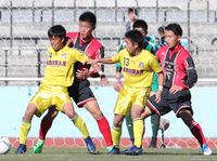 矢板中央2年連続8強 栃木大会から6連続0封 - サッカー : 日刊スポーツ