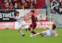 神戸のパス攻撃封じた清水守備の「スイッチ」/焦点 - J1 : 日刊スポーツ