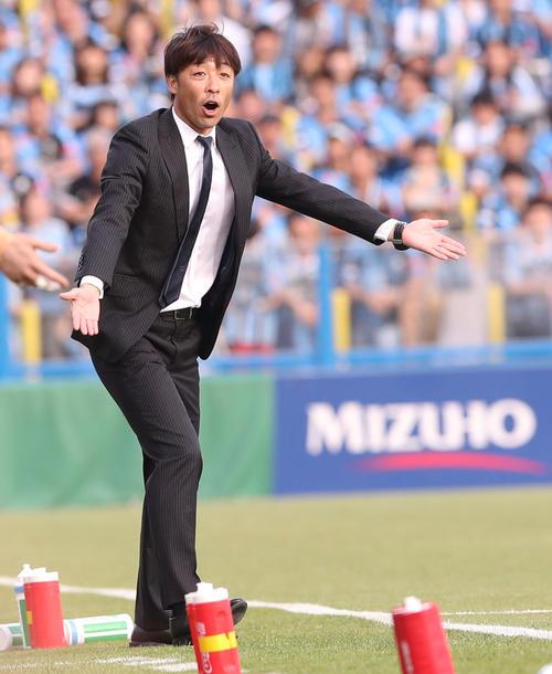 横浜FC下平隆宏ヘッドコーチ