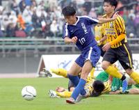 札幌第一16年ぶりV王手 全国大会一番乗り決めるぞ - サッカー : 日刊スポーツ
